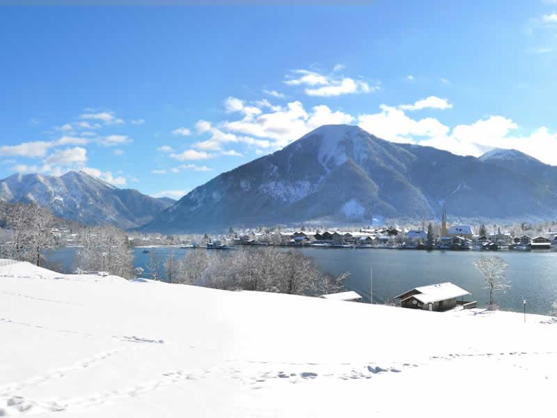 Winter im Tal