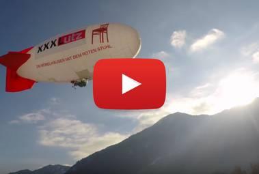 Luftschiffwettkampf am Tegernsee